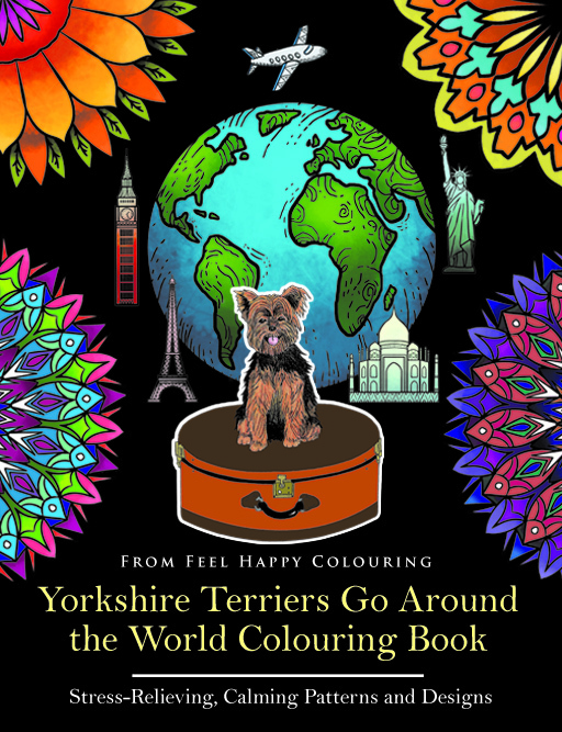 YORKSHIRE TERRIER yorkie colors colours