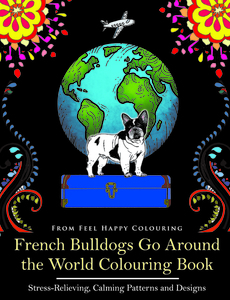 FRENCH BULLDOG colors colours