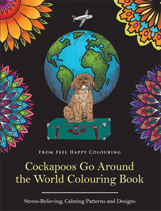 cockapoo colouring book