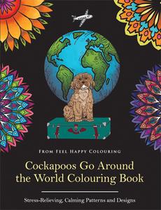cockapoo colouring book