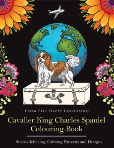 Cavalier King Charles Spaniel Colours