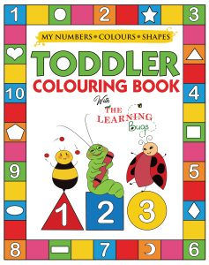 numbers-colouring-book